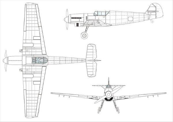 Bf 109 V1