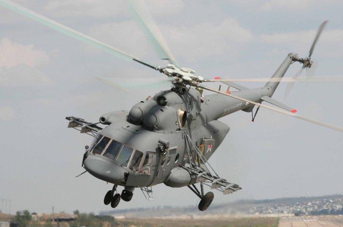 Mi-8AMT Mi-171