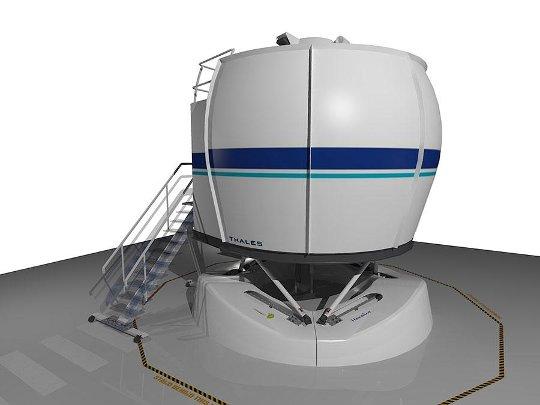 thales-simulator