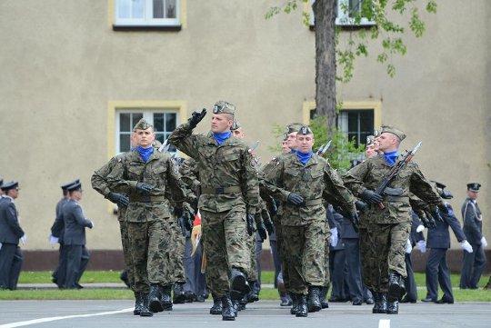 31. batalion parada