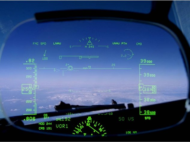 Rockwell Collins HGS