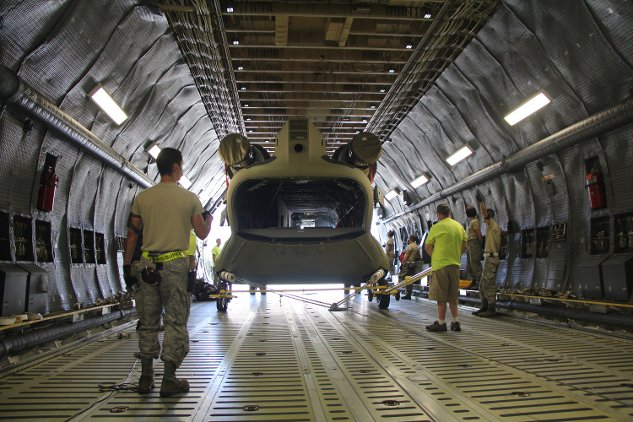 Boeing Delivers Seven Australian Chinooks on Budget, Ahead of Schedule