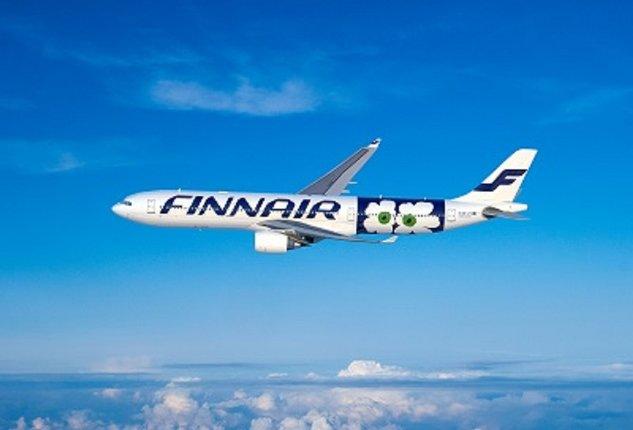 Finnair A330 Anniversary Unikko 2