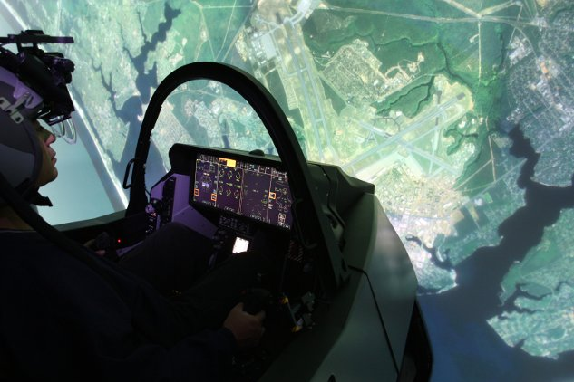 F-35 Full Mission Simulator-Lockheed Martin