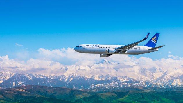 Air Astana B767