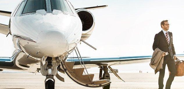 Lufthansa Private Jet2